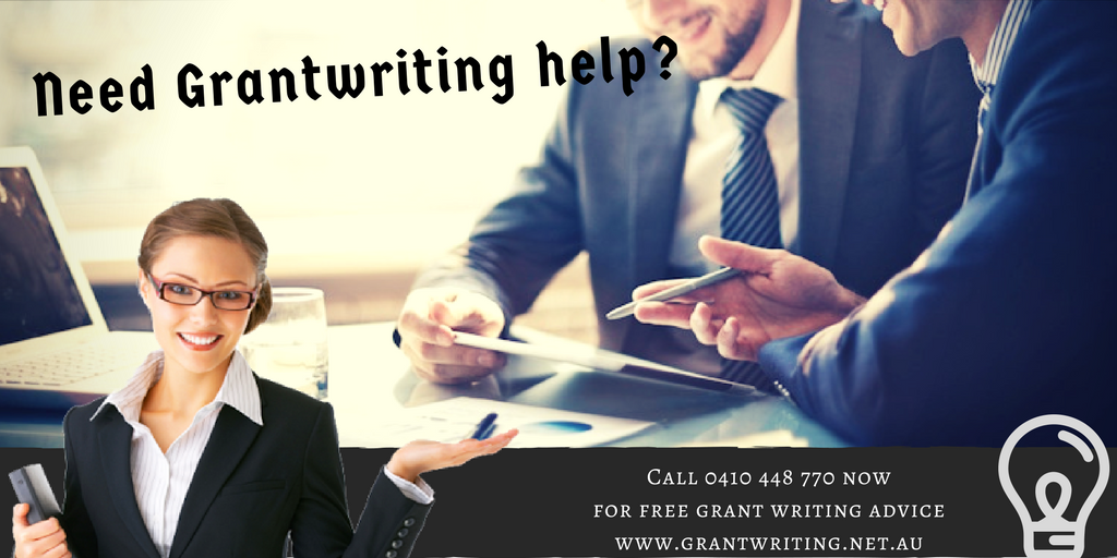Grant writing service